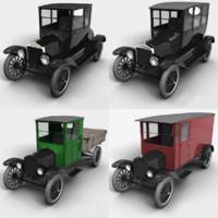 Ford Model T Set