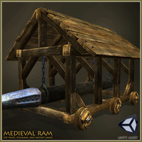 maya medieval ram