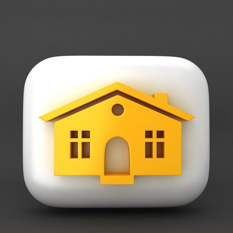 3ds icon home