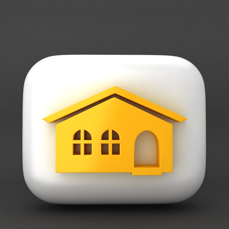 icon home 3ds