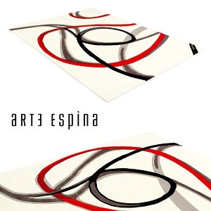 arte espina spirit red obj