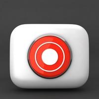 web icon 3d 3ds