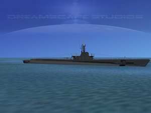 subs balao class submarines dxf
