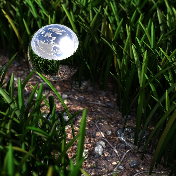 scene lightwave grass lwo