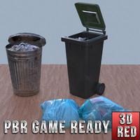 fbx ready bins bags
