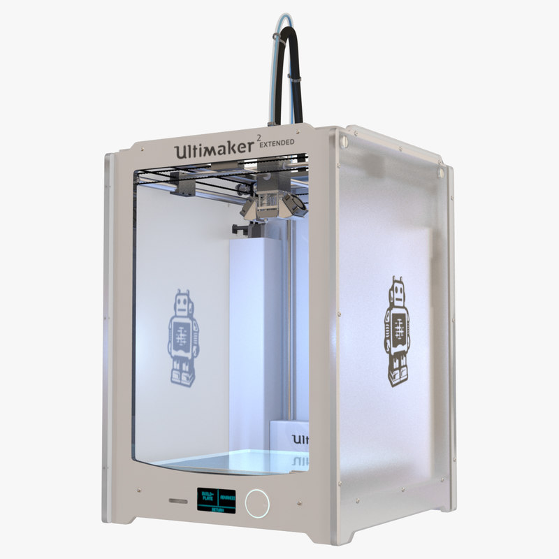 obj ultimaker 2 extended