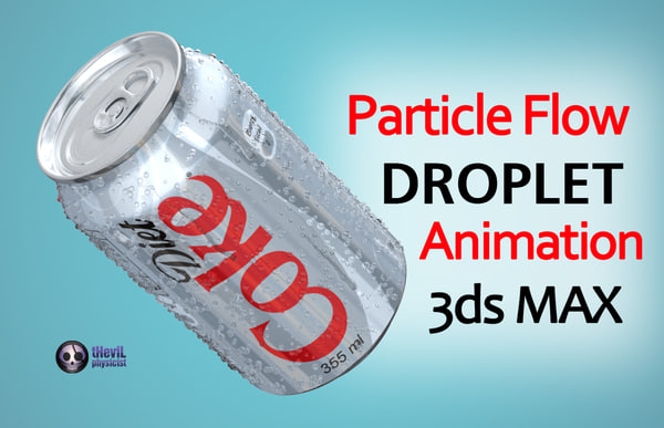 droplets diet coke max