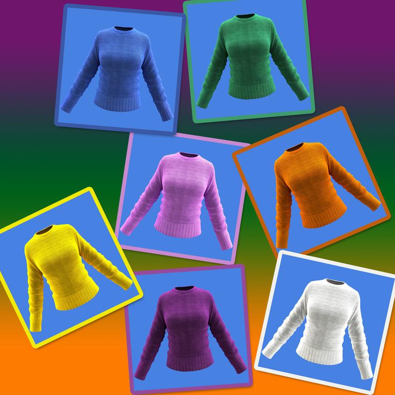 max female woolen shirt
