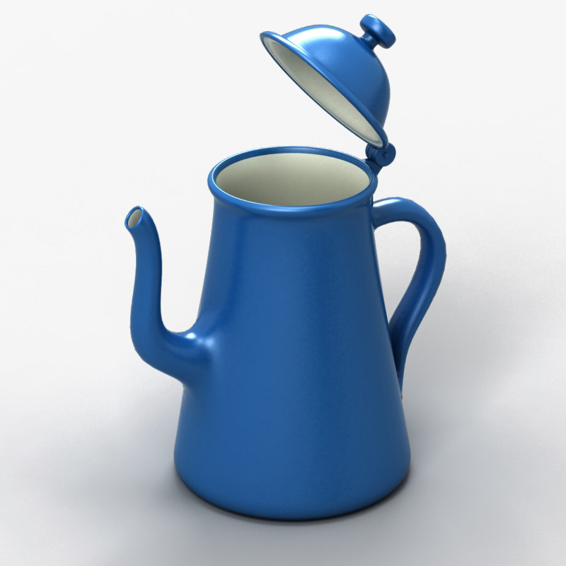 coffee pot 3ds