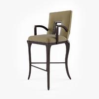3d marco bar stool