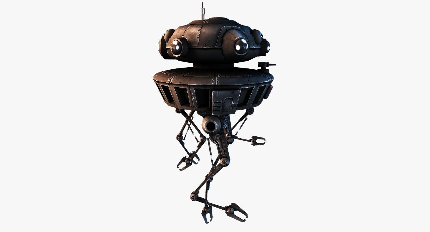 probe droid 3d 3ds