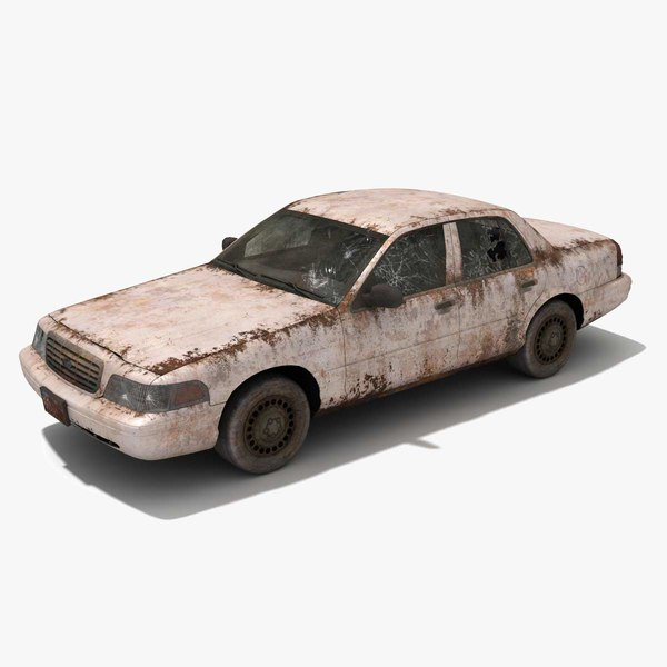 max wrecked car