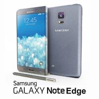 3dsmax samsung galaxy note edge