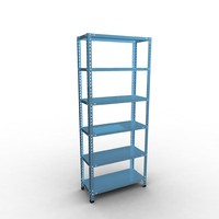 Slated angle Shelve/ Racks