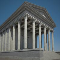 Roman Temple I
