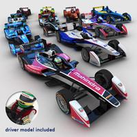 Formula E 2014 Ten Teams