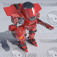 Robot Cutie