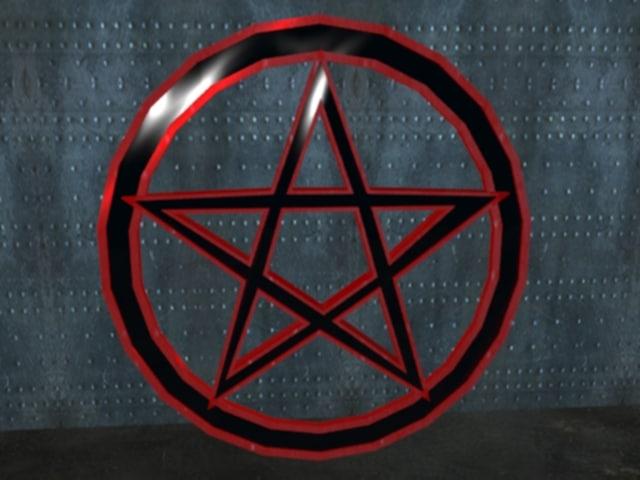 free max mode pentagram