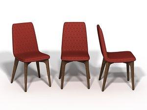 3d sami chair calligaris