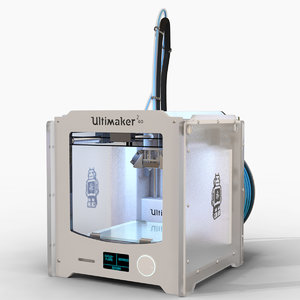 ultimaker 2 3d obj