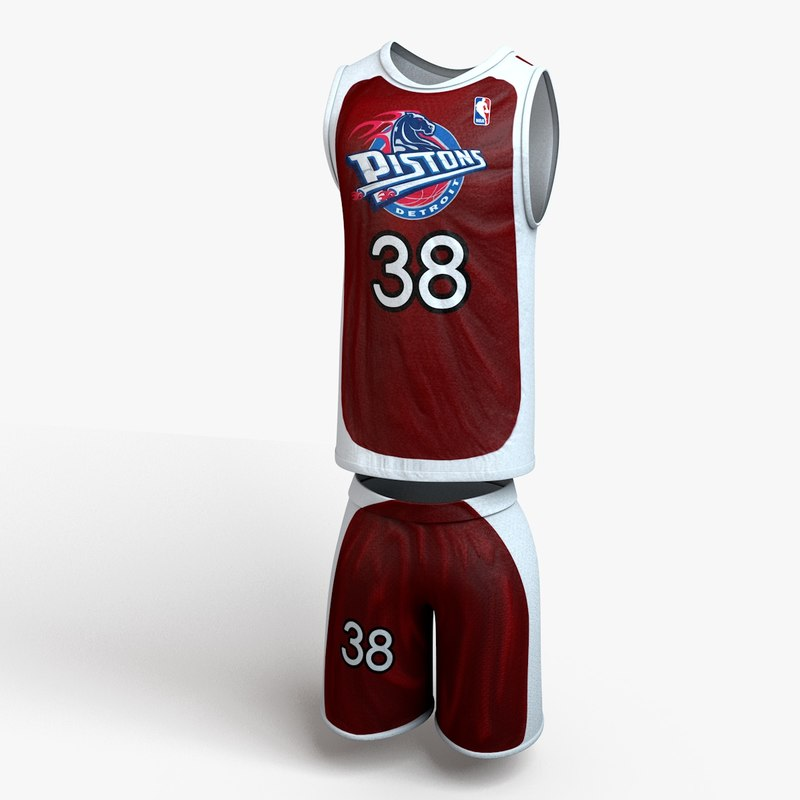 basketball form 3d c4d