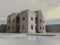 Villa Arabic
