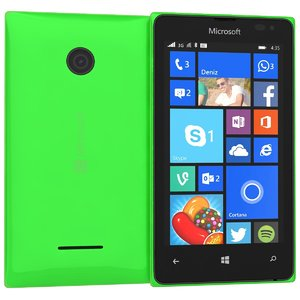 microsoft lumia 532 dual 3d model