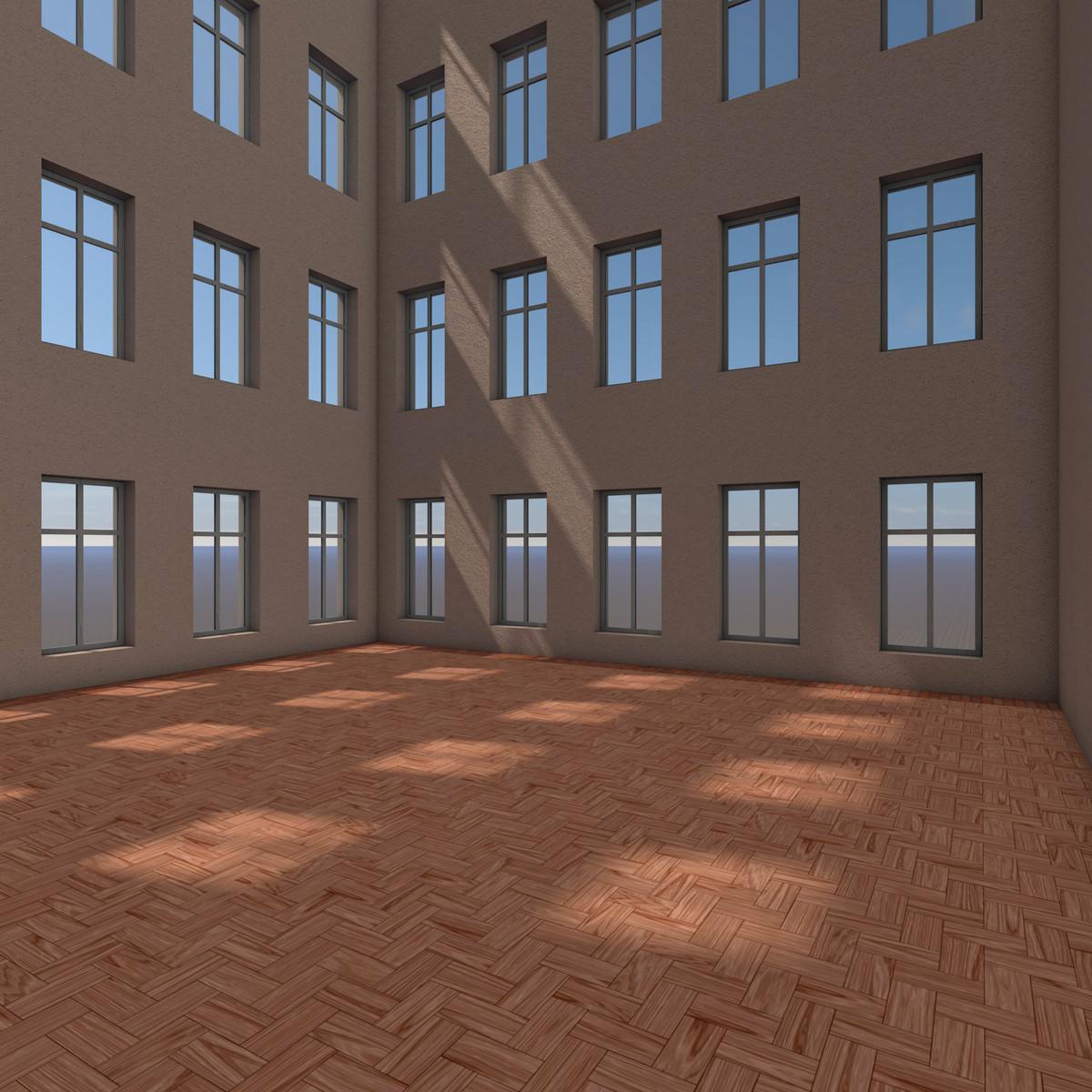 3d model of berlin residence