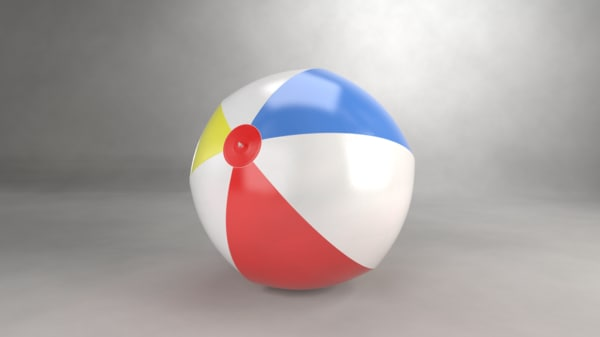 maya beachball beach ball