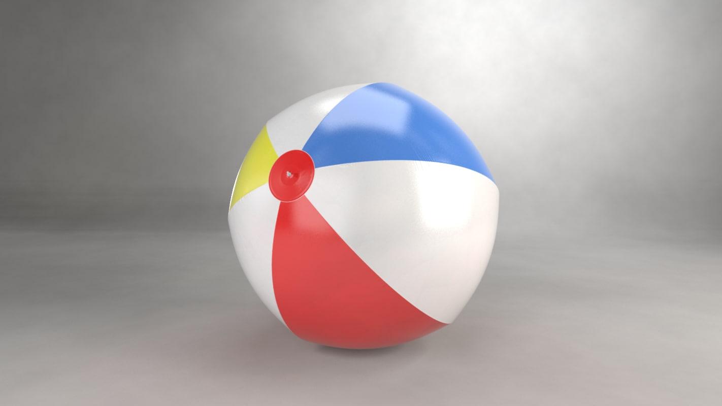 maya beachball beach ball