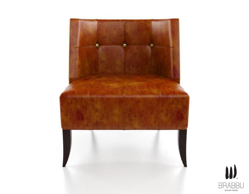 obj brabbu hopi armchair
