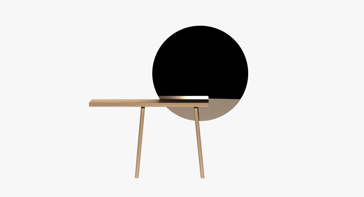 3d ing table