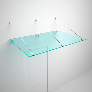 glass canopy 3d max