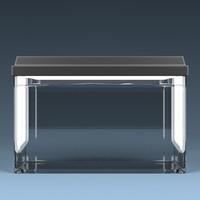 3ds aquarium