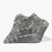 stone 3d obj