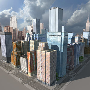 city street new york max