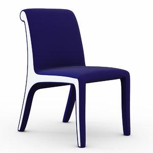 3d max costantini pietro chair