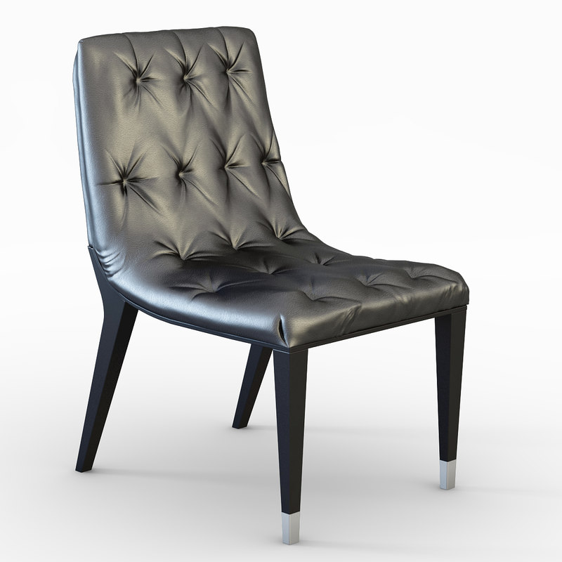 3ds max pietro chair