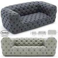 max realistic sofa chester moon