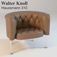 walter knoll haussmann 310 3d max