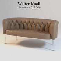 walter knoll haussmann 310 3d model
