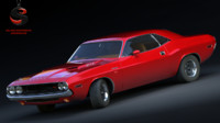 Dodge Challenger RT 1969