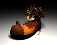 boot flowerpot max