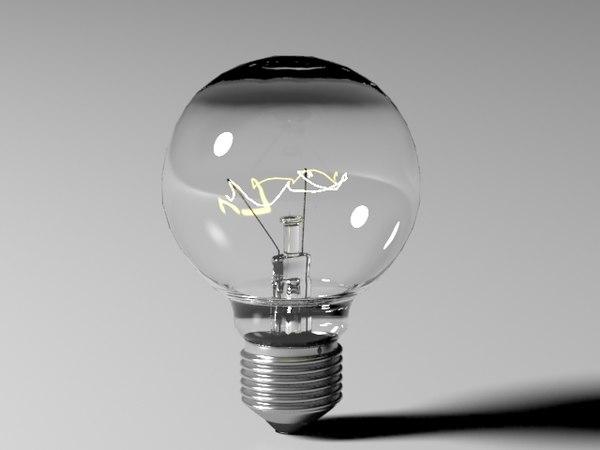 3d bulb light 4