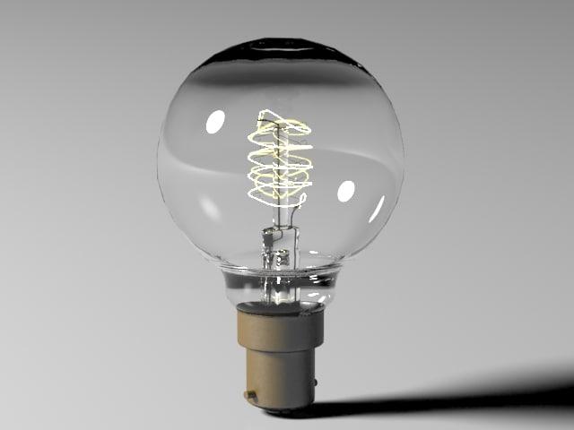 3dsmax bulb light 6