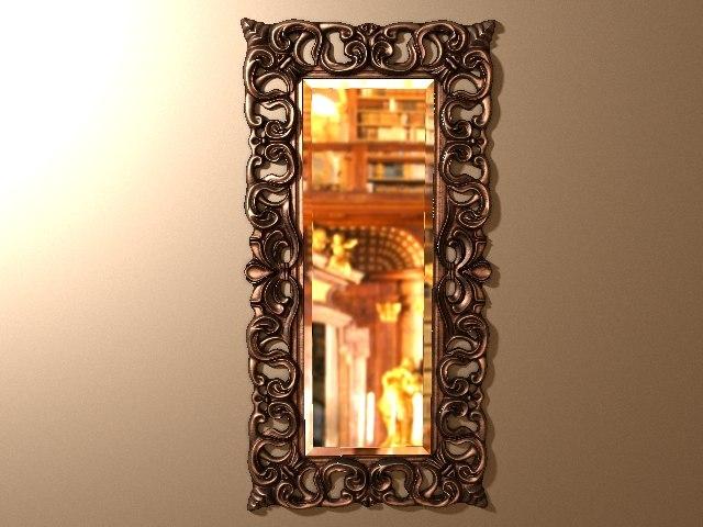 max classic mirror