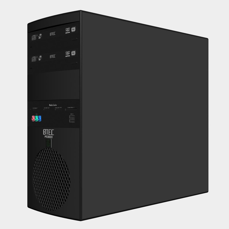 computer pc tower max