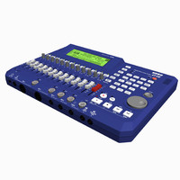 3d model digital track recorder
