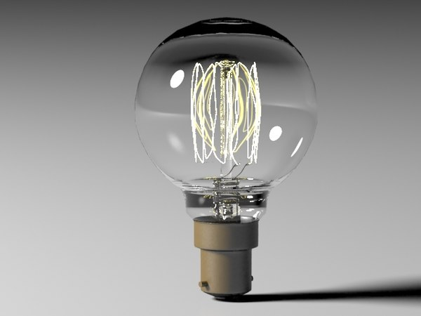 3d bulb light 16
