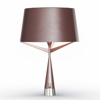 3d model s71 medium table lamp